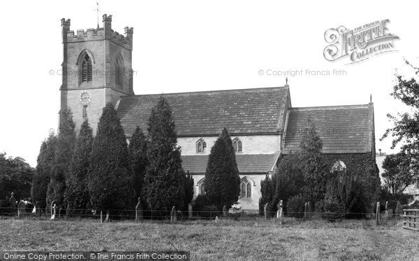 Boroughbridge, Church 1907