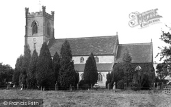 Boroughbridge, St James Church 1907