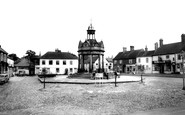 Boroughbridge, St James Square c1965