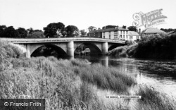 Boroughbridge, The Bridge c.1965