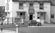 Boroughbridge, The Grantham Arms c.1955