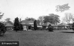 The Hotel Cottages c.1960, Boroughbridge