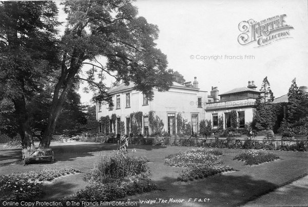 Boroughbridge, The Manor 1900