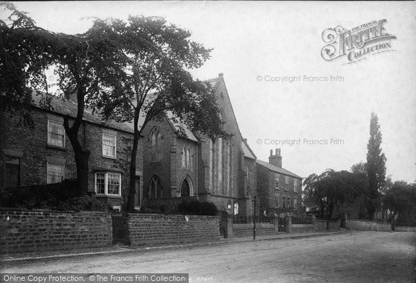 Boroughbridge, Wesleyan Chapel 1895