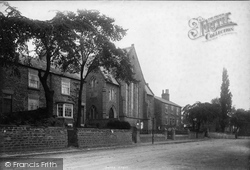 Boroughbridge, Wesleyan Chapel 1895
