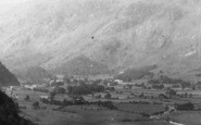 Borrowdale, From Above Lodore Hotel 1893