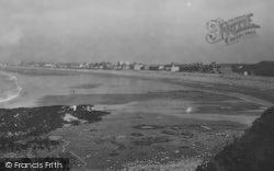 Borth, Beach 1930
