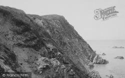 Borth, Borth Head 1892