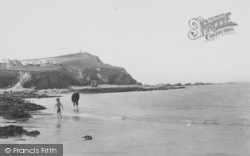 Borth, Borth Head 1934