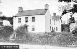 Borth, Brynowen Farm c.1950