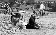 Borth, Carefree Days On The Beach c.1933
