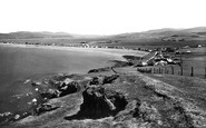 Borth, From The Headland 1935