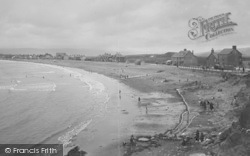 Borth, General View 1925