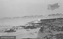 Borth, General View 1930