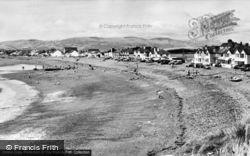Borth, General View c.1960