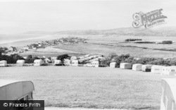 Borth, General View c.1960