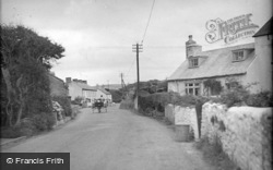 Borth, Glanwern c.1948