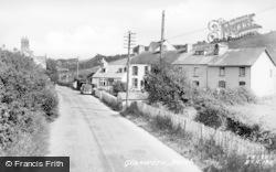 Borth, Glanwern c.1955