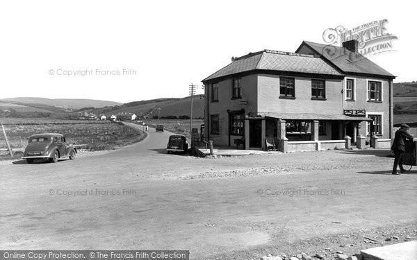 Borth, Glanywern 1938
