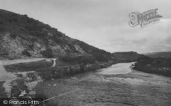 Borth, Lerry Banks 1925