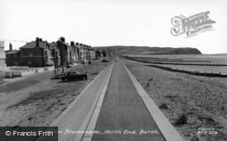 New Promenade c.1960, Borth