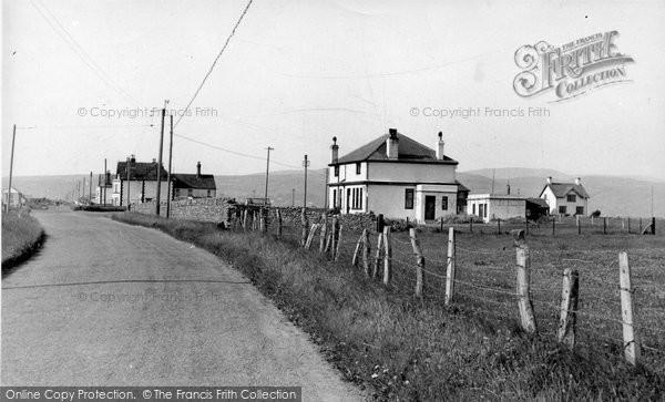 Borth, North Borth c.1955