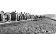 Borth, North End 1921