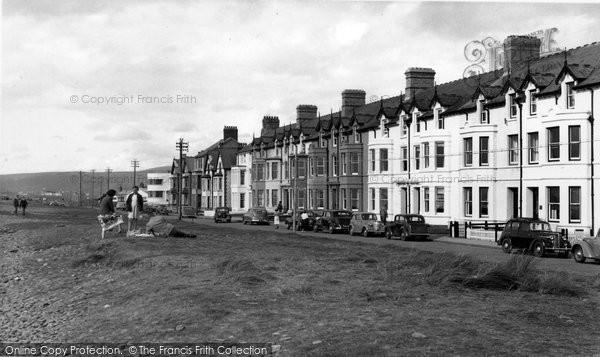 Borth, North End c.1955
