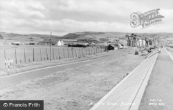 Borth, North End c.1960