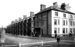 Borth, Taliesin Hotel 1895