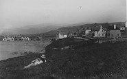 Borth, The Cliffs c.1935
