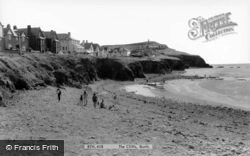 The Cliffs c.1965, Borth