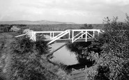Borth, The Footbridge 1936
