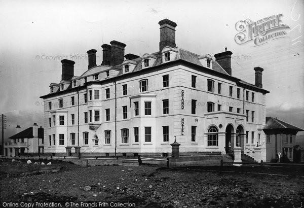 Borth, The Grand Hotel 1936