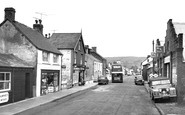Borth, The Village 1964