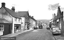 Borth, The Village 1964