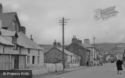 Town Centre c.1936, Borth