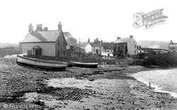 Borth, Upper Borth 1906