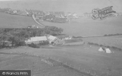 Borth, Upper Borth 1930