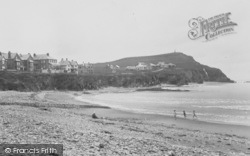Borth, Upper Borth 1933
