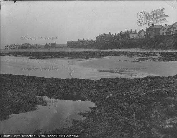 Borth, Upper Borth Cliff Terrace 1930