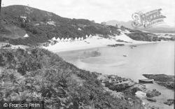 Borth-Y-Gest, Carreg Cnwc Cove 1935