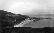 Borth-Y-Gest, Carreg Cnwr Cove 1940