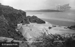 Carreg Coch c.1930, Borth-Y-Gest