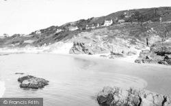 Borth-Y-Gest, Carreg Gnwc Cove c.1960