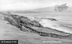 Borth-Y-Gest, Carreg Goch c.1939