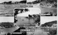 Borth-Y-Gest, Composite c.1955