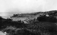 Borth-Y-Gest, From Portmadoc Footpath c.1931