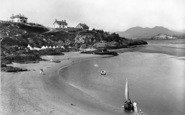 Borth-Y-Gest, Garreg Goch Cove 1935