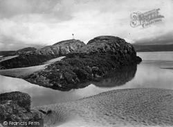 Borth-Y-Gest, Garreg Goch Sands 1931